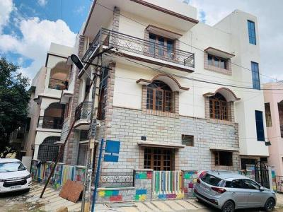 Gallery Cover Image of 1650 Sq.ft 4 BHK Independent House for buy in Sahakara Nagar for 36500000