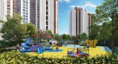 Gallery Cover Image of 519 Sq.ft 1 BHK Apartment for buy in Dosti Greater Thane Phase 1, Bhiwandi for 2637000