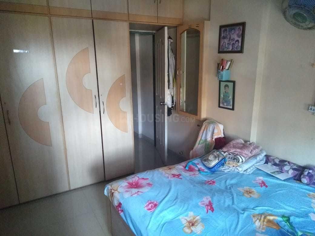 Bedroom Image of 613 Sq.ft 1 BHK Independent House for buy in Kandivali West for 9500000