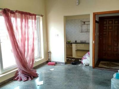 Gallery Cover Image of 675 Sq.ft 1 BHK Apartment for rent in Banaswadi for 11000