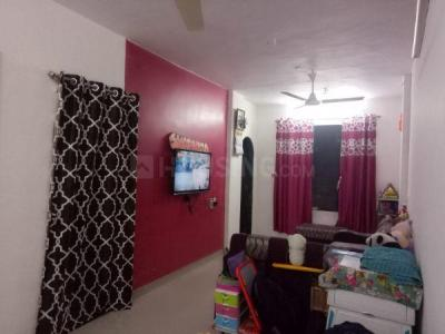 Gallery Cover Image of 650 Sq.ft 1 BHK Apartment for buy in baliram Gauri, Kalwa for 3725000