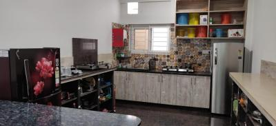 Kitchen Image of Pacific Stay Premium PG Hostel in Kammanahalli