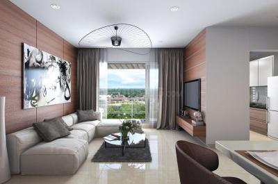 Gallery Cover Image of 640 Sq.ft 1 BHK Apartment for buy in Poonam Park View, Virar West for 3650000