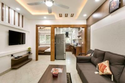 Gallery Cover Image of 1350 Sq.ft 2 BHK Apartment for rent in Fortaleza Apartment, Kalyani Nagar for 40000