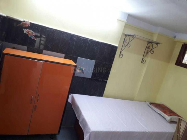 श्यामबज़ार में लावण्य गर्ल्स पीजी में बेडरूम की तस्वीर