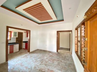 Gallery Cover Image of 1100 Sq.ft 2 BHK Independent House for rent in Byrathi for 16000
