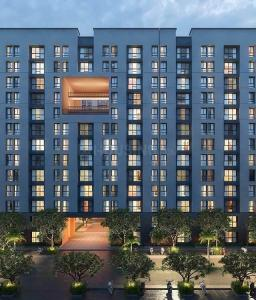 Gallery Cover Image of 1600 Sq.ft 3 BHK Apartment for buy in Metro Metro Tulsi Mangal, Kharghar for 17500000
