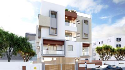 Gallery Cover Image of 2850 Sq.ft 3 BHK Independent Floor for buy in Nungambakkam for 45000000