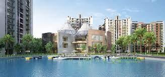 Gallery Cover Image of 1045 Sq.ft 3 BHK Apartment for buy in Siddha Water Front, Barrackpore for 3908775