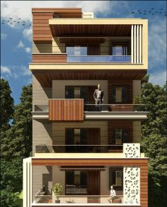 Gallery Cover Image of 1220 Sq.ft 3 BHK Independent Floor for buy in Punit Homes - 3, Sector 49 for 6200000