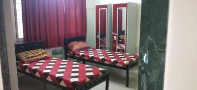 Bedroom Image of R K Ladies PG in Wadgaon Sheri