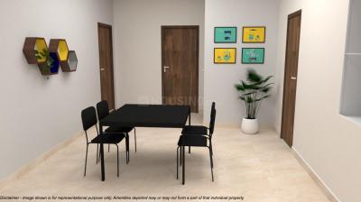 Dining Room Image of Tinsel Town :flat No A-1802 in Hinjewadi