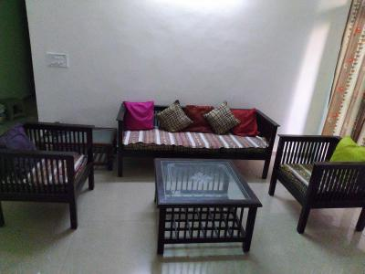 Gallery Cover Image of 1235 Sq.ft 3 BHK Apartment for rent in Mahagun Mywoods, Noida Extension for 16500