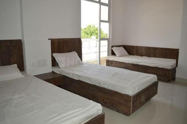 Bedroom Image of Akash PG Boys & Girls in Palam Vihar Extension