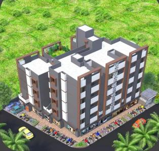 Gallery Cover Image of 850 Sq.ft 2 BHK Apartment for buy in Anant Ananta Elegance by Anant Buildcon, Science City for 4550000