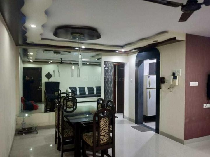 Dining Area Image of 2000 Sq.ft 3 BHK Independent House for rent in Andheri East for 60000