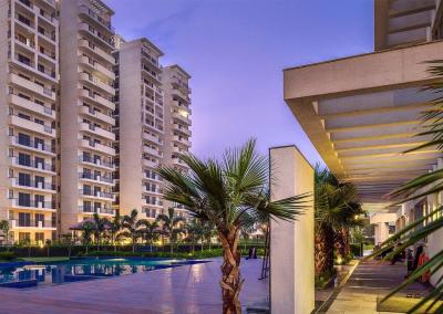 Gallery Cover Image of 1680 Sq.ft 3 BHK Apartment for rent in Bestech Park View Ananda, Sector 81 for 21000
