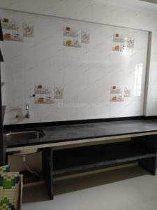 Gallery Cover Image of 550 Sq.ft 1 BHK Apartment for rent in Dhanori for 10500