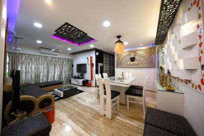 Gallery Cover Image of 1990 Sq.ft 4 BHK Apartment for rent in Andheri West for 125000