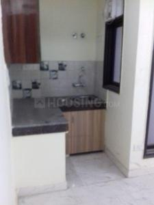 Gallery Cover Image of 600 Sq.ft 1 BHK Independent Floor for rent in Chhattarpur for 8000