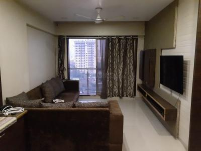Gallery Cover Image of 1200 Sq.ft 2 BHK Apartment for buy in Raunak Sai Dham Towers, Kandivali West for 18500000