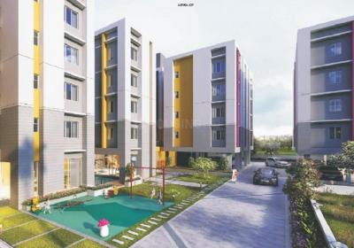 Gallery Cover Image of 965 Sq.ft 3 BHK Apartment for buy in Panihati for 2991500