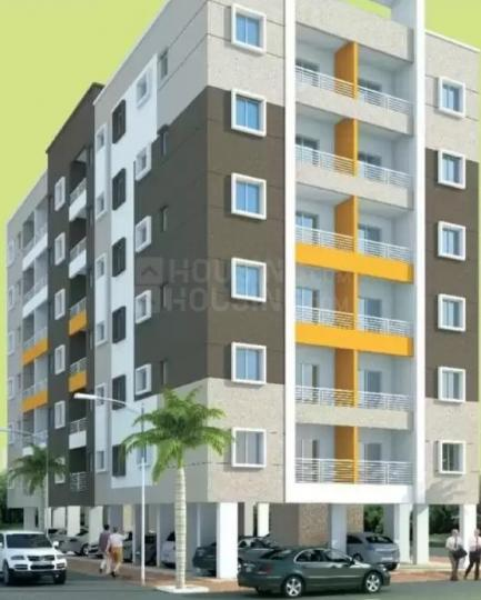 Building Image of 577 Sq.ft 1 BHK Apartment for buy in Narhe for 2200000