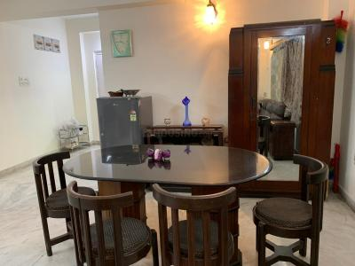 Gallery Cover Image of 1850 Sq.ft 3 BHK Apartment for rent in Ballygunge for 68000