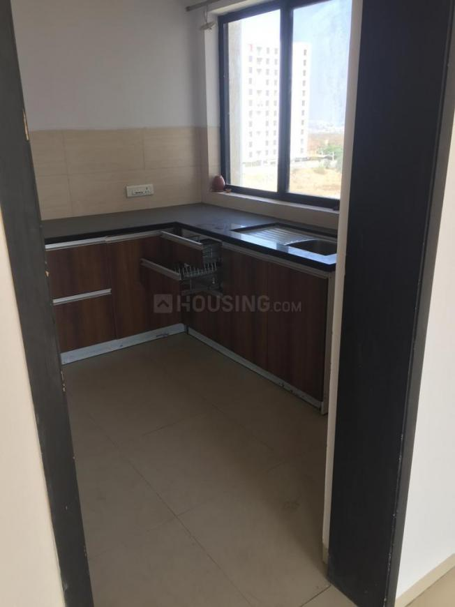 Kitchen Image of 1220 Sq.ft 2 BHK Apartment for rent in Kondhwa for 19000