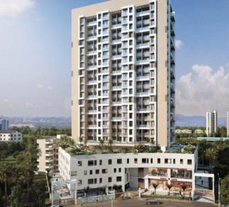 Gallery Cover Image of 1300 Sq.ft 2 BHK Apartment for buy in Paradise Sai Ansh, Sanpada for 17000000