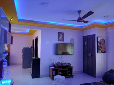Gallery Cover Image of 1480 Sq.ft 3 BHK Apartment for rent in Aratt Royal Manor, Somasundarapalya for 35000