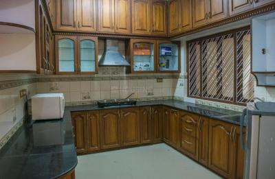 Kitchen Image of PG 4643148 Marathahalli in Marathahalli