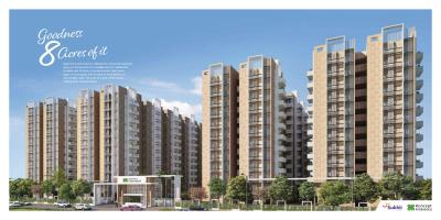 Gallery Cover Image of 1940 Sq.ft 3 BHK Apartment for buy in Ambience Courtyard, Manikonda for 12202600