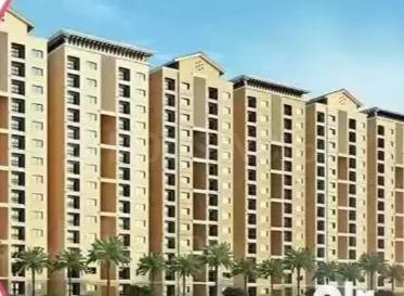 Gallery Cover Image of 603 Sq.ft 1 BHK Apartment for buy in Miyapur for 2800000