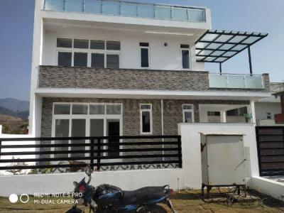 Gallery Cover Image of 234 Sq.ft 3 BHK Villa for buy in Adarsh Panache Heights, Kulhan for 10500000