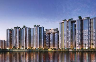 Gallery Cover Image of 1290 Sq.ft 3 BHK Apartment for buy in Siddha Eden Lakeville, Baranagar for 7185000