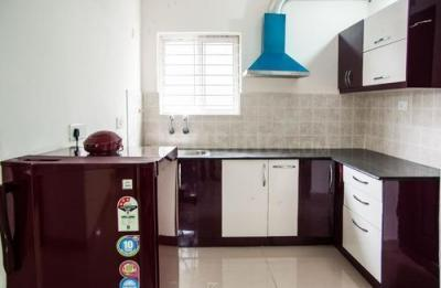 Kitchen Image of Veni Plaza in Mahadevapura