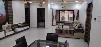 Gallery Cover Image of 990 Sq.ft 3 BHK Apartment for rent in Thane West for 30000