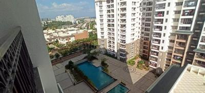 Gallery Cover Image of 2000 Sq.ft 4 BHK Apartment for rent in Prestige Jade Pavilion, Bhoganhalli for 55000