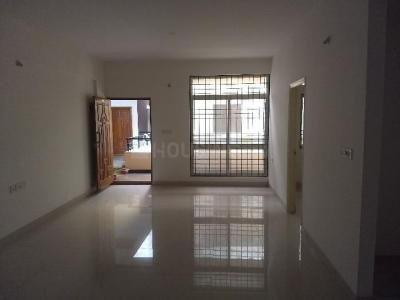 Gallery Cover Image of 750 Sq.ft 1 BHK Independent House for rent in Banaswadi for 18000