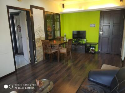 Gallery Cover Image of 820 Sq.ft 2 BHK Apartment for rent in Goregaon East for 30000