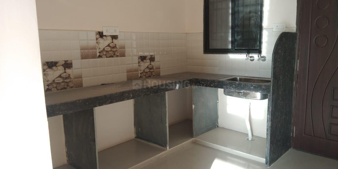 Kitchen Image of 810 Sq.ft 2 BHK Independent House for buy in Chinhat Tiraha for 2300000