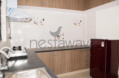 Kitchen Image of PG 4642719 Marathahalli in Marathahalli