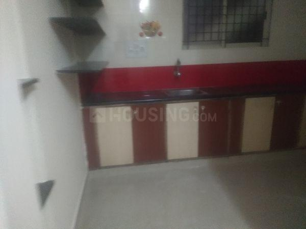 Kitchen Image of 500 Sq.ft 1 BHK Independent House for rent in J. P. Nagar for 12500