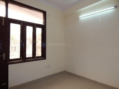 Gallery Cover Image of 450 Sq.ft 1 BHK Independent Floor for rent in Khanpur for 7200