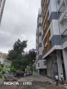 Gallery Cover Image of 814 Sq.ft 2 BHK Apartment for buy in S R Om Paradise, Sus for 5500000