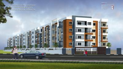 Gallery Cover Image of 1280 Sq.ft 3 BHK Apartment for buy in Sri Nandana Royal, Electronic City for 4608000