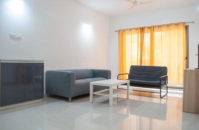 Living Room Image of Manbhum Rhapsody_2bhk_109 in Gachibowli