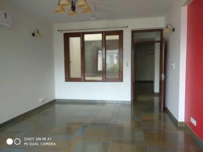 Gallery Cover Image of 2700 Sq.ft 3 BHK Independent Floor for rent in Soami Nagar for 75000