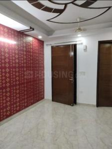 Gallery Cover Image of 950 Sq.ft 3 BHK Independent Floor for rent in Chhattarpur for 14500